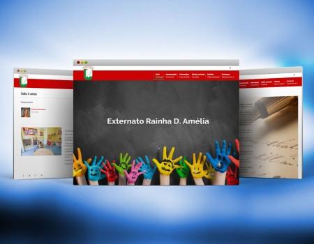Externato Rainha D. Amelia.pt
